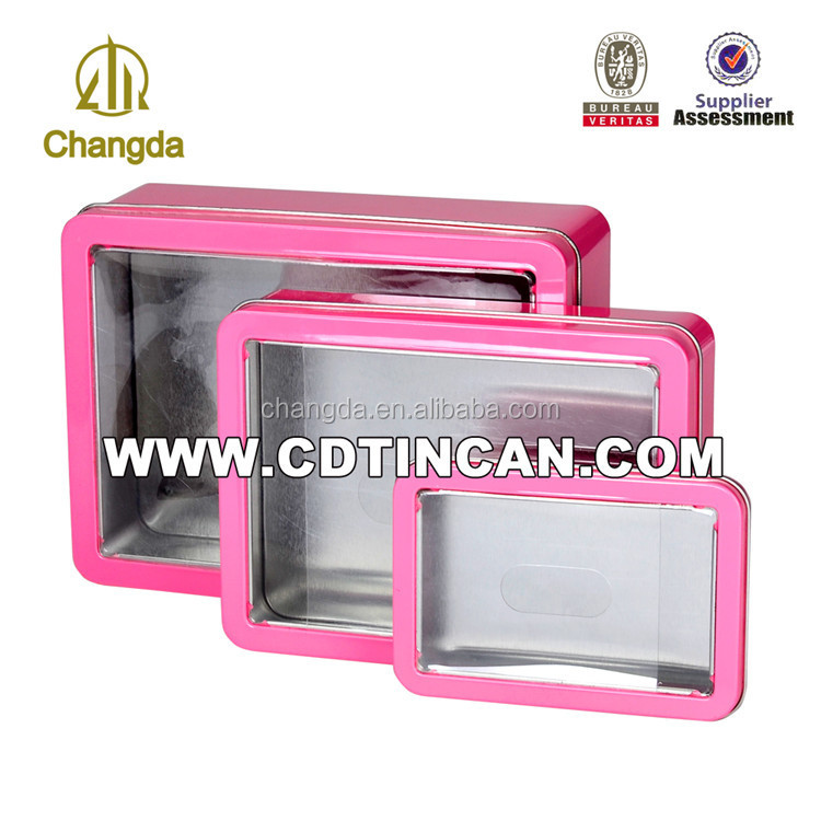 Cute Design Tin Soap Box/ Printing Soap Box/ Square Metal Soap Box
