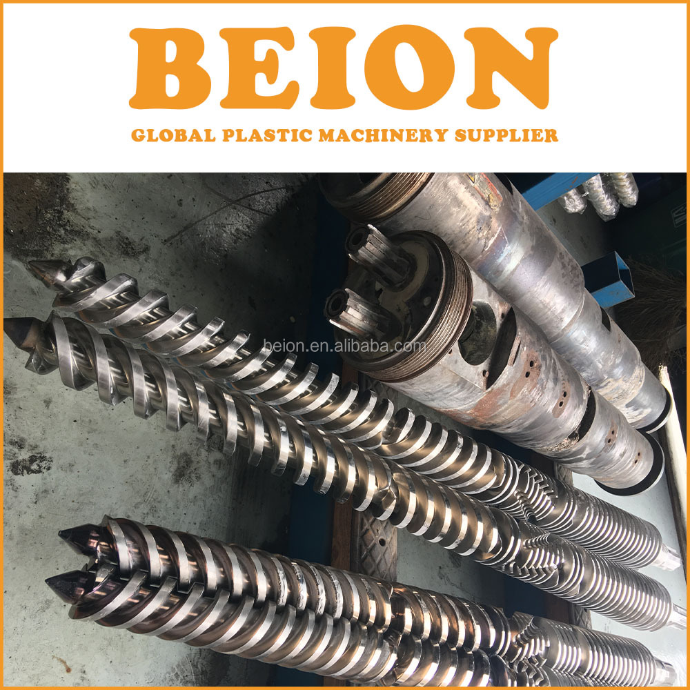 Extruder Parallel Screw Cylinder/Twin Screw and Barrel for Extrusion Line