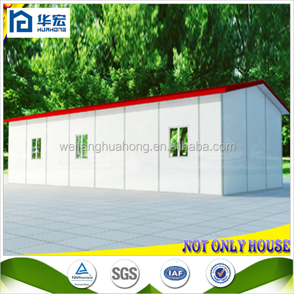 container modular house for hotel/mining camp/office/school/apartment