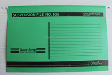 (Dura Strip Foolscap) Suspension File