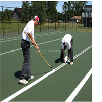 Acrylic paint for badminton court tennis court basketball court with competitive price