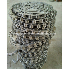 stainless steel mechanical conveying chain