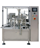 Automatically Rotary Pouch Packaging Machine for Candy(Doypack)