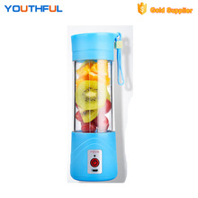 2017 Manufacturer Kitchen Living USB Charger Mini Fruit Mixer Blender