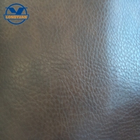 Semi Pu leather material for sofa