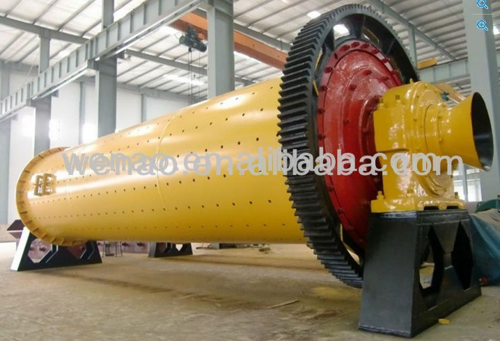 Hot Selling Type 900*1800mm Energy Saving Small Dry or Wet Ball Mill