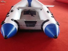 Free shipping cheap north pak inflatable boat