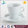 85ml and 210ml drinkware type ceramic chinese tea cup and sauser for hotel