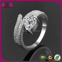 Nice And Simple Design Jewelry Ring S925 Silver Rings