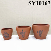 Practical decorative garden house plant pot