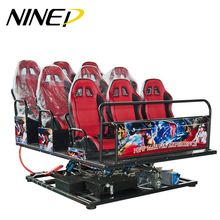 High Quality Motion Cinema Seats 4D Simulation Ride