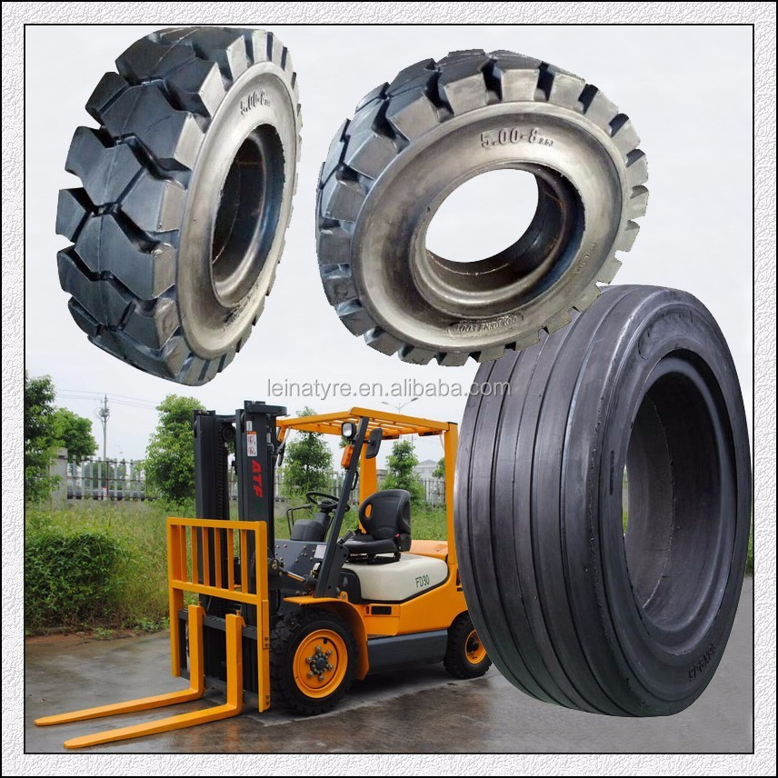 Tire thailand solid tire 750x15 750x16 825x15 tire factory in china