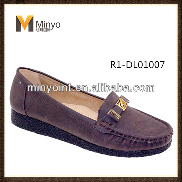 Minyo Cheap Wholesale Woman Wedge Shoes In China