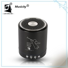 From SHENZHEN Old school style Handsfree Mini portable music box wireless cheap bluetooth speaker