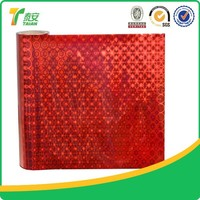 Self Adhesive Holographic Laminating Film/thermal holographic bopp film