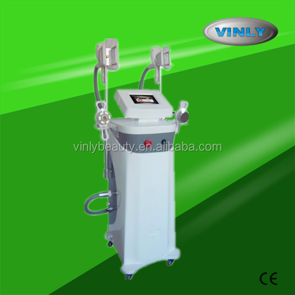 Wholsale Cryolipolysis Machine For Body Slimming With Two Cryolipolysis Head
