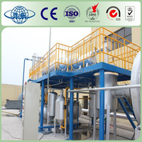 Automatic Used Tyre To Oil Pyrolysis Plant For Sale