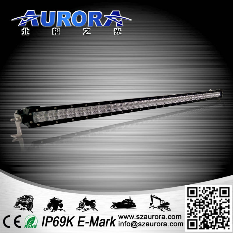 Auto lighting system 40 inch EL products 4x4 led bar lights