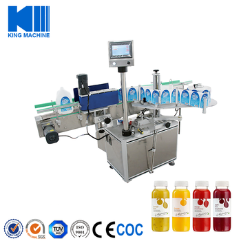 Flat/round Surface Automatic Adhesive Labeling Machine