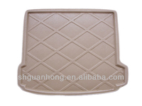 3D car trunk mat for BMW X6 manufacture / supplier