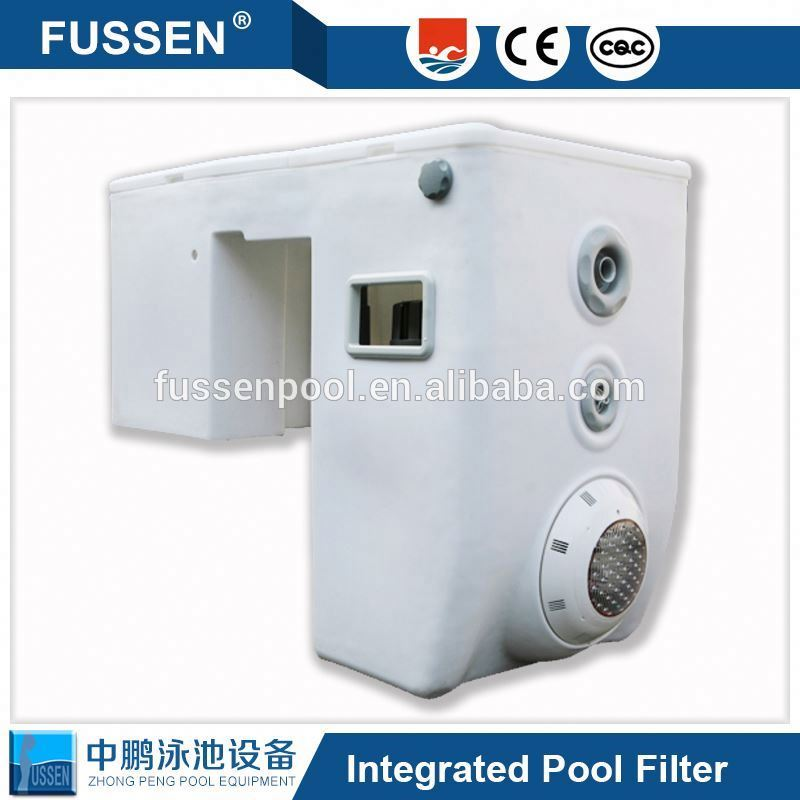 Swimming Pool Wall Mounted Used Pool Water Filter For Sale