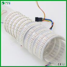 Programmable addressable digital <strong>rgb</strong> 5050 smd apa102 led strip light 5V