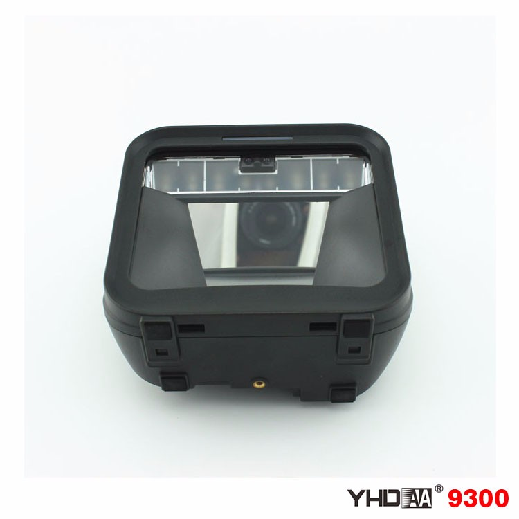 Most popular case material PC+TPU In counter barcode scanner