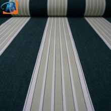 outdoor awning tent colorful stripe 100% solution dyed acrylic fabric from Suzhou