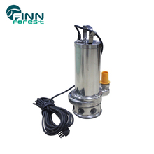China 24volt 4kw submersible water fountain pump stainless