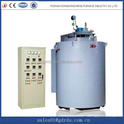 Small vacuum metal parts electric used heat treatment furnace for sale