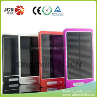 OEM High Quality Fashion Mobile Solar Charger for Smartphone