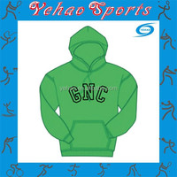 Factory made clothes sublimation hoodie for youth