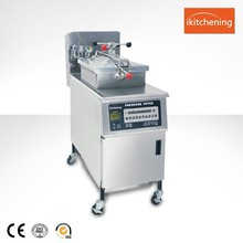 High Pressure Fryer, frozen Chicken Pressure Fryer, Potato Price fryers For Mcdonald