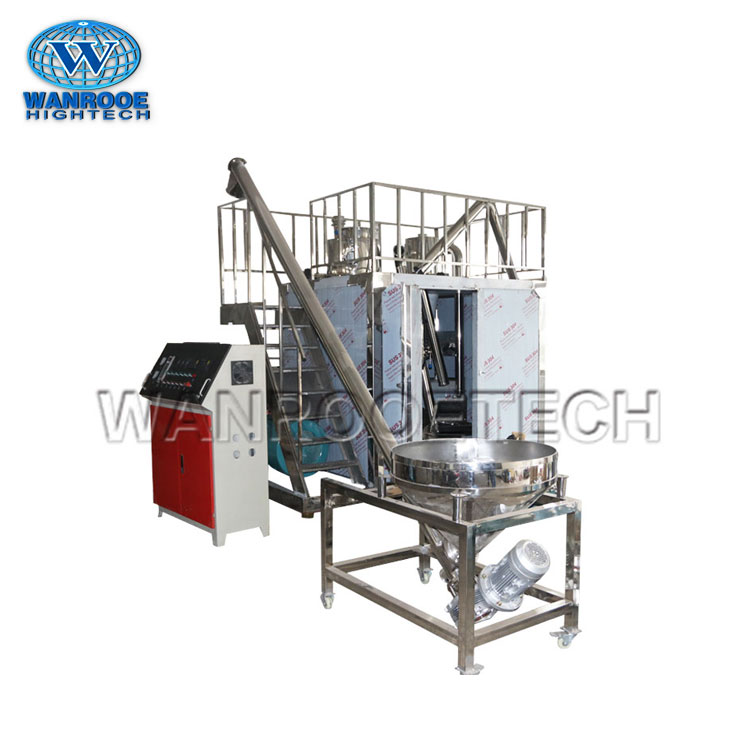PNCP Cryogenic Automatic Recycling Waste Plastic Pulverizer