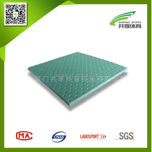 IXPE shock absorbing pad for football/soccer artificial grass