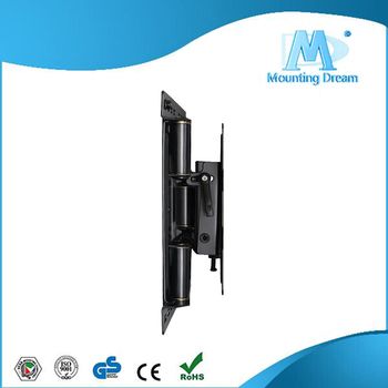 Customized Skyworth TV Black Cold Rolled Steel Wall Mount Bracket