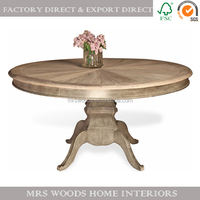 french reclaimed wood pictures of dining table