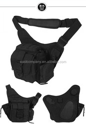black waist bag fishing saddle bag messenger shoulder bag for pinic travel camera photographer