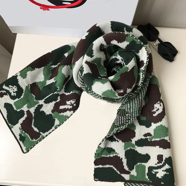 Wholesale Cool Camouflage Military Scarf