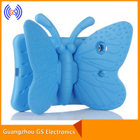 Butterfly Design EVA Shockproof Drop-proof Case for iPad 2 3 4