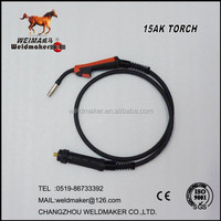 MIG MB15AK Welding torch