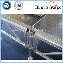 Crystal Wedding Stage And Indoor Wedding Stage And New Wedding Stage from Bravostage