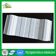 anti-ultraviolet layered plastic uv resistance roofs