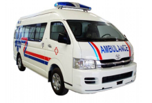 2014 Toyota hiace high roof ICU ambulance