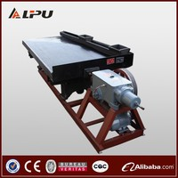 Shaking Table Machines for Gold Ore Separating