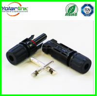 photovoltaic mc4 connector, pv connector for solar panel systems, mc4 terminal