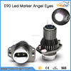 Halogen 8-30v Led Marker Angel Eyes High Power 850LM 10w Led Marker Angel Eyes For Bmw E90 E91 With Halogen