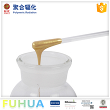 new product high elastic Gold Metallic Paste for fabric garments t-shirt water based textile screen printing ink