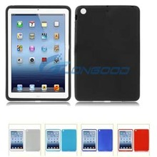 High Quality Hot Selling Transparent TPU For Mini iPad Case (various design)