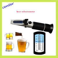 wholesale beer refractometer 0-32% and 1.000-1.120 SG wort